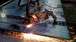 Jasa Laser Cutting Metal Semarang