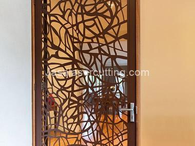 Pintu dan Teralis Pagar