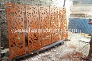 Harga pasang pagar minimalis berkualitas Pondok Aren