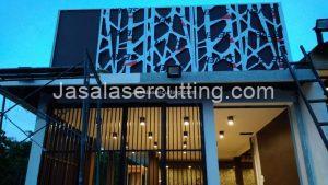 Harga pasang pagar minimalis berkualitas Mampang Prapatan