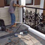 Pagar Laser Cutting Tangerang Selatan