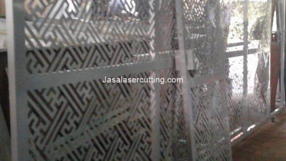 Jasa Pemotongan Plat Besi Jakarta Selatan