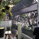 Pagar Besi Minimalis Jakarta Selatan