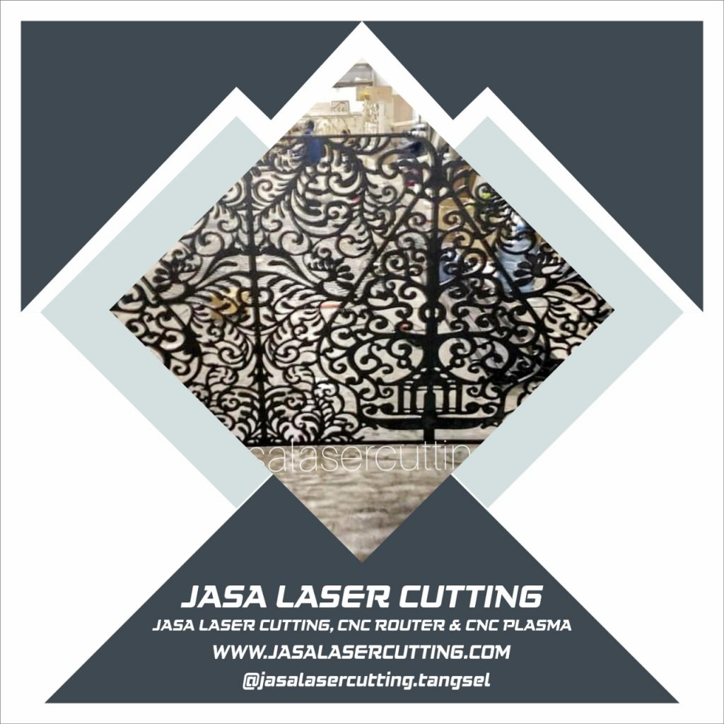 Jasa Laser Cutting Metal