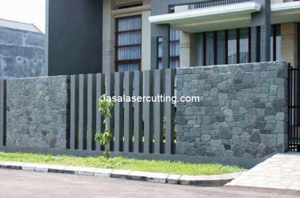 Jasa pembuatan pagar minimalis murah