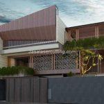 Pagar Depan Rumah Menjadi Eksterior Bangunan Terdepan yang Harus Mengutamakan Estetika