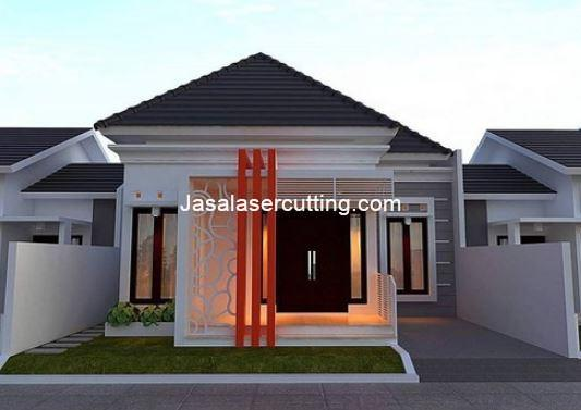 Desain Rumah Minimalis Dengan Tempat Usaha 5 desain rumah minimalis terbaik jasa laser cutting