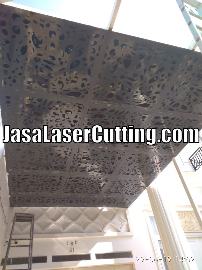 Laser Cutting Motif