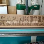 Jasa Cutting CNC Router Berkualitas